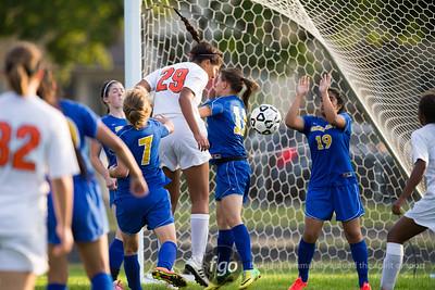 9-9-15 Minneapolis Edison Tommies v Minneapolis South Tigers Girls Soccer