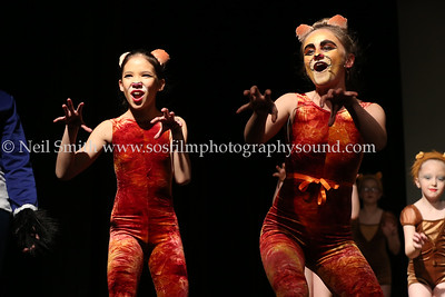 'The Lion King' - Linda Virgoe Dance Studios