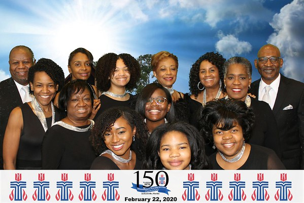 2020 Woodlawn Presbyterian Church 150th Celebration