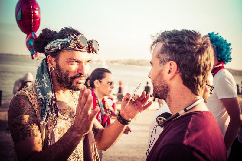 A Hippie and a Seth