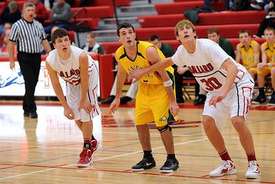 Boys Varsity Basketball @ Ballard 2011-2012