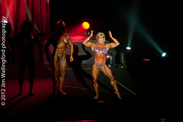 2012 Arnold Classic Ms. International