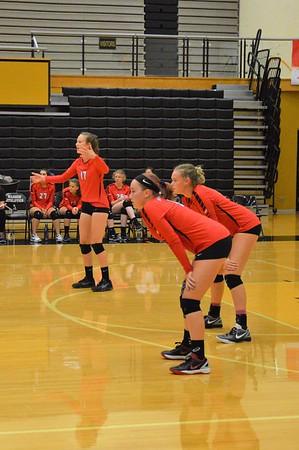 Volleyball vs Warren Central (9/18/17)