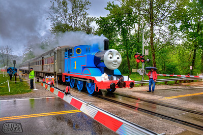 Day out with Thomas 5-21-17