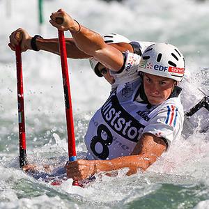 ICF Canoe Kayak Slalom World Cup Markkleeberg 2011