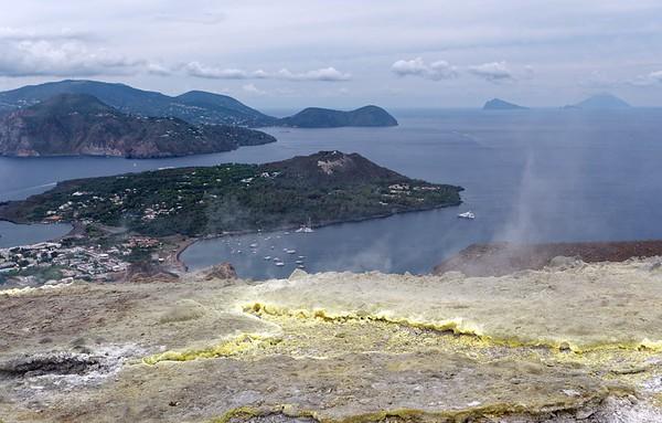 Eolie - Vulcano, Lipari, Salina e Stromboli
