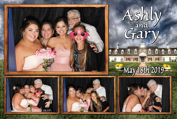 Ashly and Gary's Wedding