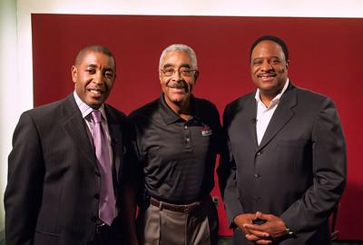 GoodWorks Media Rahman Kahn w/James Brown CBS by Jon Strayhorn