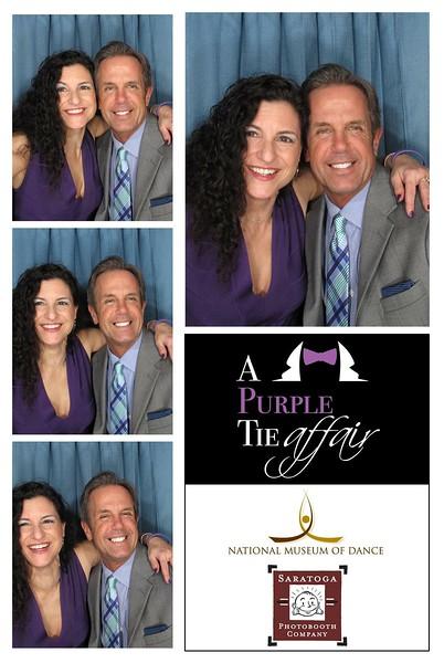 Purple Tie Affair