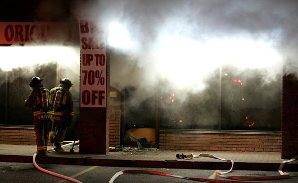 December 6, 2008 - 3rd Alarm - 80 Ellesmere Rd