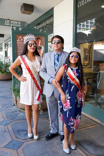 Consulado Perú Los Angeles 28 Julio 2017