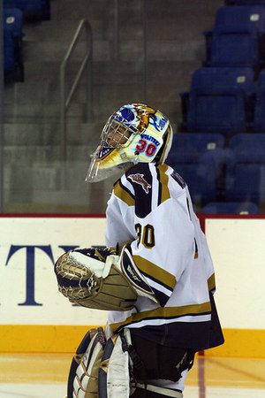 2007; Quinnipiac Women's Hockey - 1/27