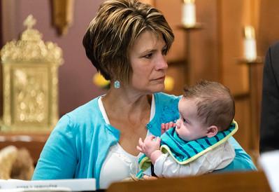 Brody's Baptism