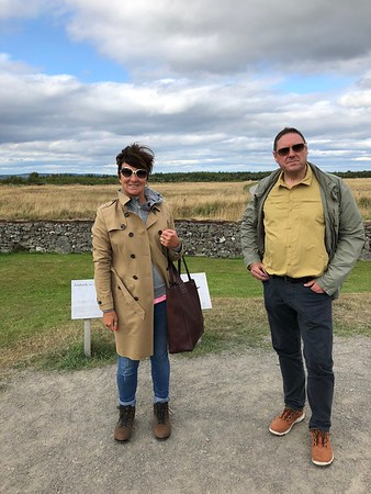 Culloden Battlefield & the Highlands 2018