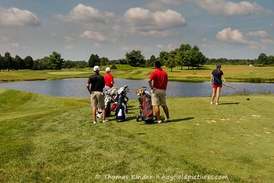 Golf - Patriot Invitational 8/9/18