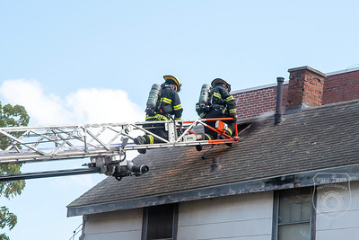 2 Alarm Dwelling Fire - Oxford St, Worcester, MA - 9/30/2020