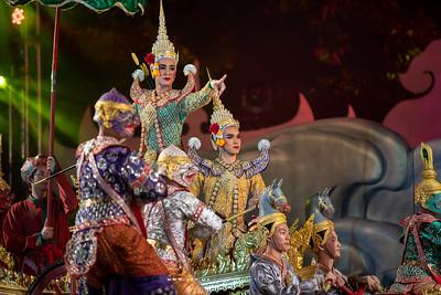Khon & Thai Performance
