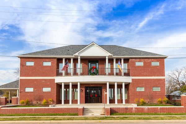 Sigma Chi New Education Facility