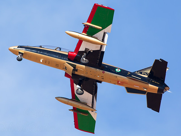 10th Al Ain Aerobatic Show 2013