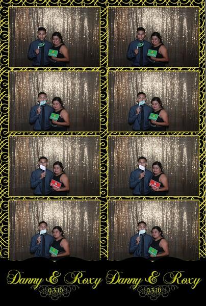 Danny & Roxy's Wedding September 03, 2016
