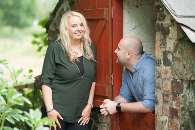 Cathryn & Dave Pre Wedding Shoot