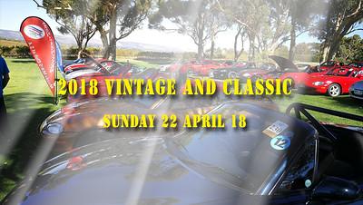 McLaren Vale Vintage & Classic - Sun 22 Apr 2018
