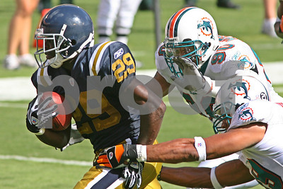 12/2/2007 - New York Jets vs Miami Dolphins - Dolphin Stadium - Miami, FL