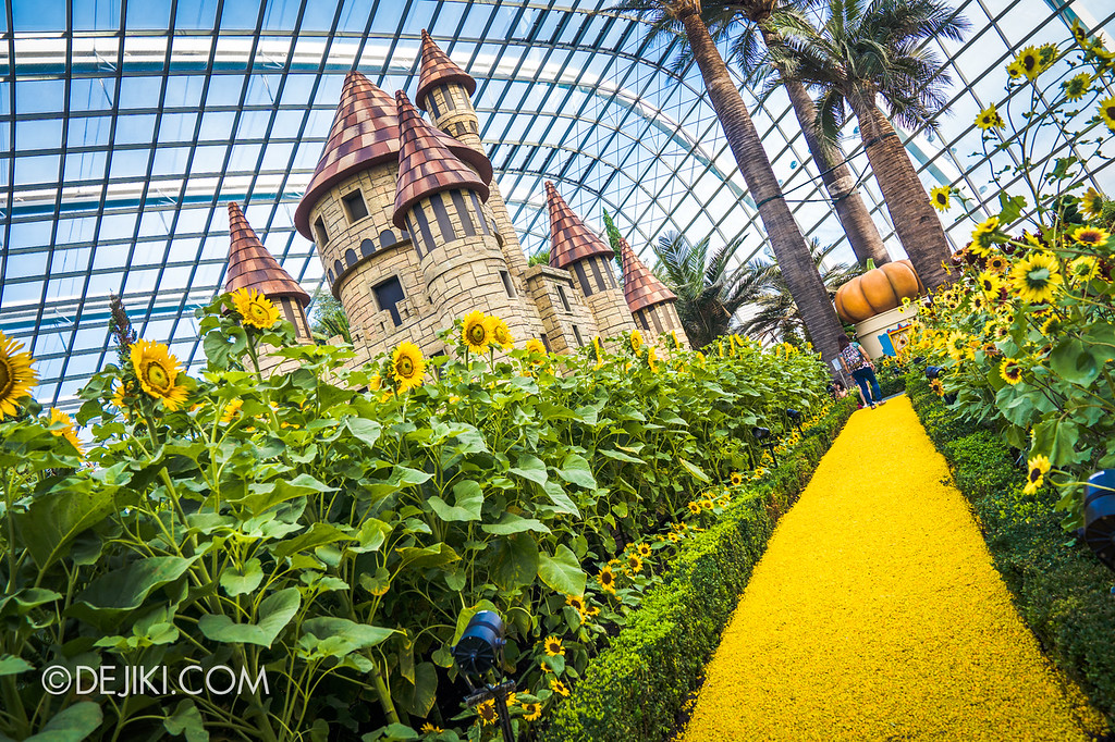 Gardens by the Bay – Sunflower Surprise / Yellow Brick Road