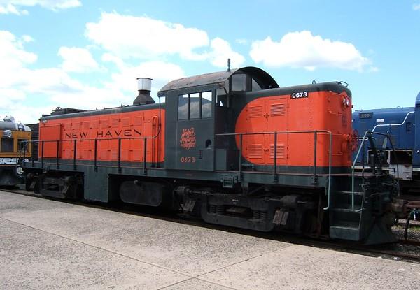 Danbury Connecticut Railway Museum