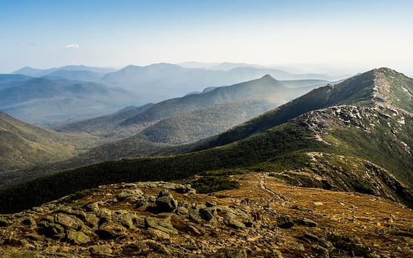 New Hampshire Hiking September 2017