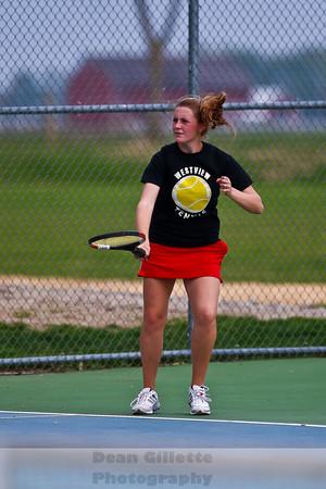 Girls Tennis 2011