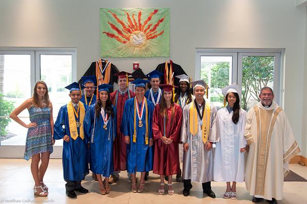 2013 High School Graduation Mass