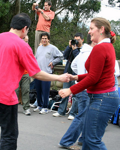 Lindy In the Park - December 24, 2006