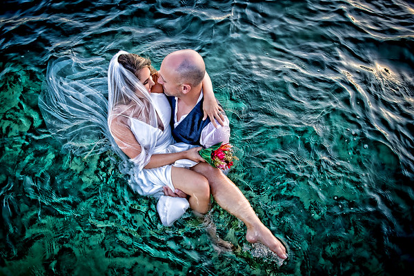 Jule & Clint - Trash The Dress - Belize - 18th of March 2019