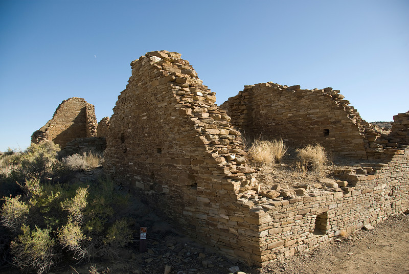 Chaco Culture National Historic Park in New Mexico, USA