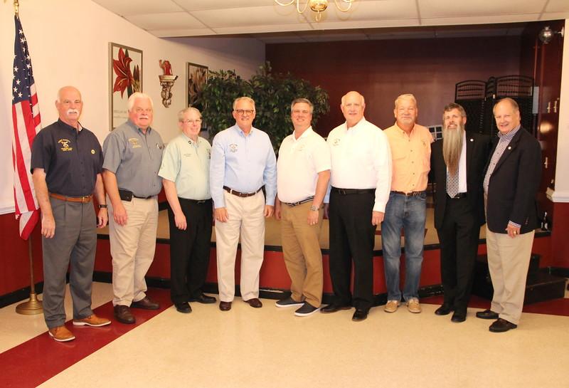 2018-10-12 Officers Grand Lodge Shrine Centers Dinner