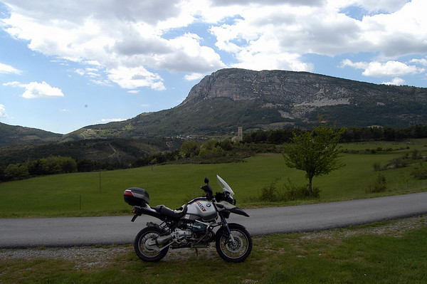 Day oot to Castellane 21/05/10