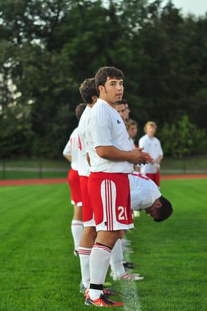 BV Soccer vs Mt. Markum 9-10-11