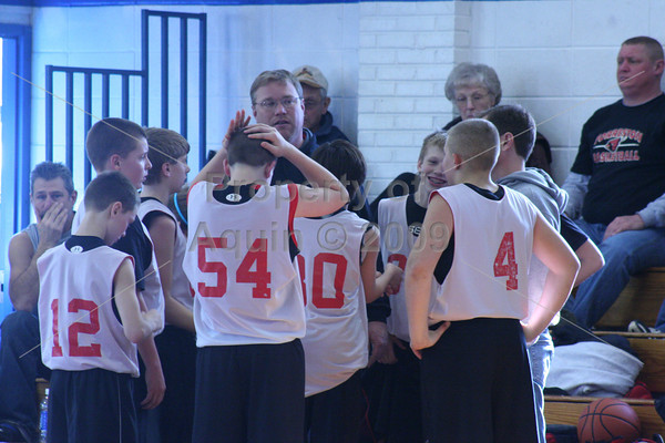 45th annual 7th grade boys bball tourney . 1.8-16.10
