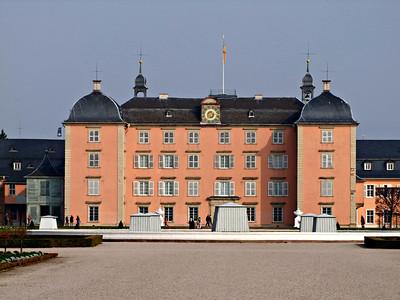 Schloss Schwetzingen (6.03.2014)