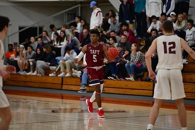2/14/20: Boys' Varsity Basketball v Salisbury