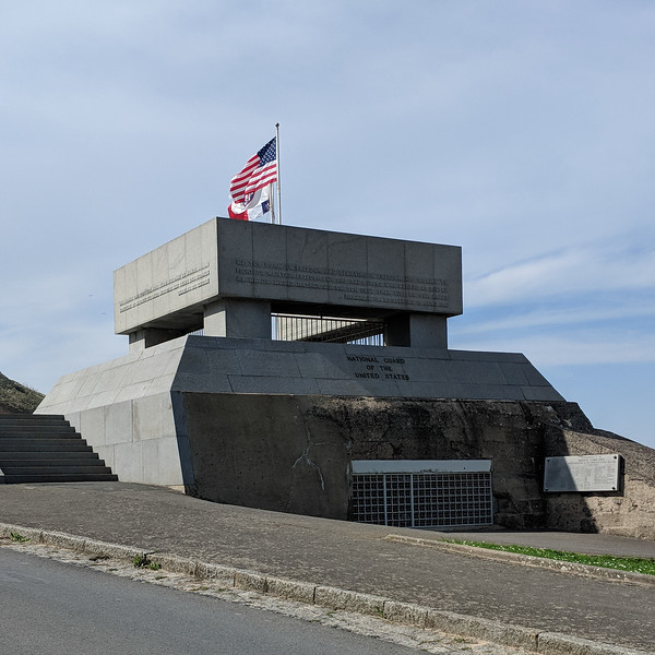 National guard monument