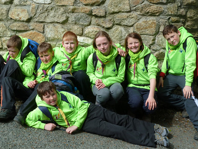 Cubs: 2013 Chief Scout Adventure Larchhill
