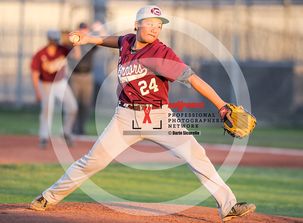 Baseball 2018 Tolleson Union vs Farrington Hawaii