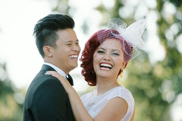 Rachelle & Odelle | Easley Family Farm | Walnut Creek Wedding Photography