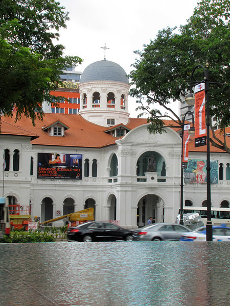 02-Singapore Art Museum, Bras Basah Road