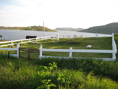 Red Bay Anglican Cemetery