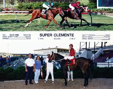 SUPER CLEMENTE - 8/27/1998