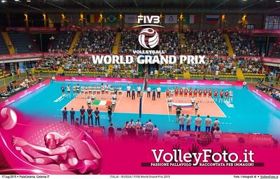 ITALIA - RUSSIA | FIVB World Grand Prix 2015