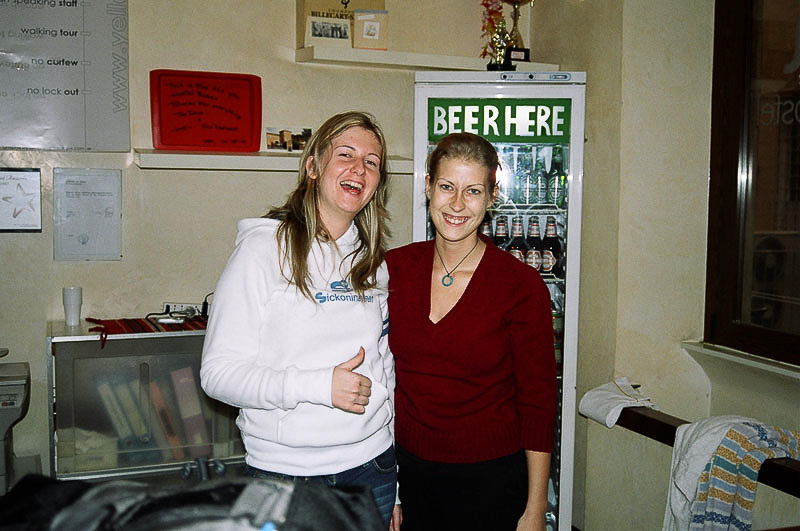 Sunday_Hostel_Amy_and_German_Chick